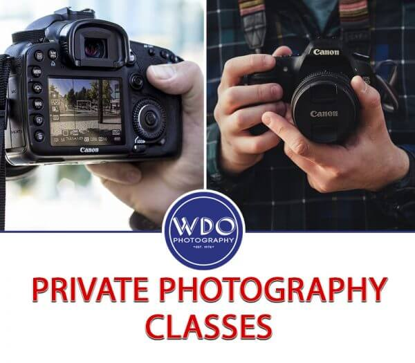 Private Photography Lessons