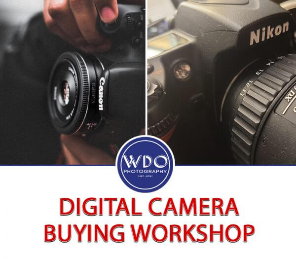 Digital Camera Buying Workshop