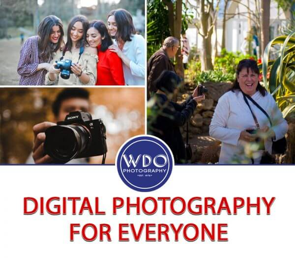 Digital Photography for Everyone
